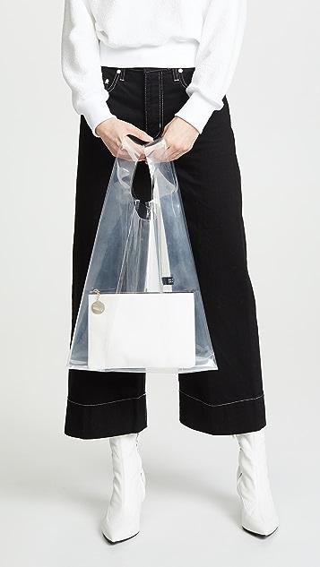 Studio33 Объемная сумка-шоппер Bea с короткими ручками
