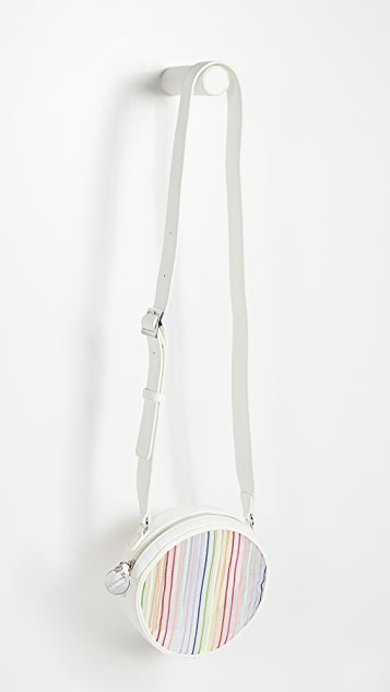 Studio 33 Bougie Circle Crossbody Bag