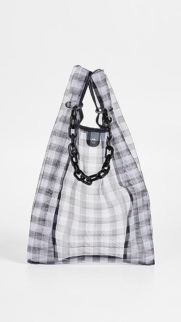 Studio 33 Quantum Bucket Hobo Bag