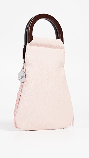 Studio 33 Gangsta Top Handle Shopper Tote