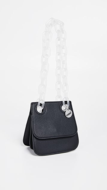Studio 33 Woke Flap Shoulder Bag