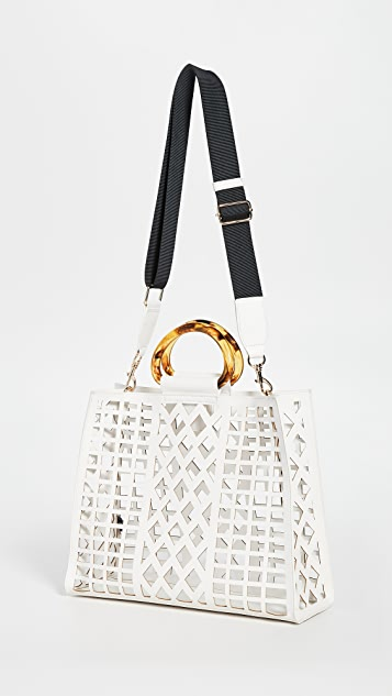 Studio 33 She Slays Top Handle Satchel Bag