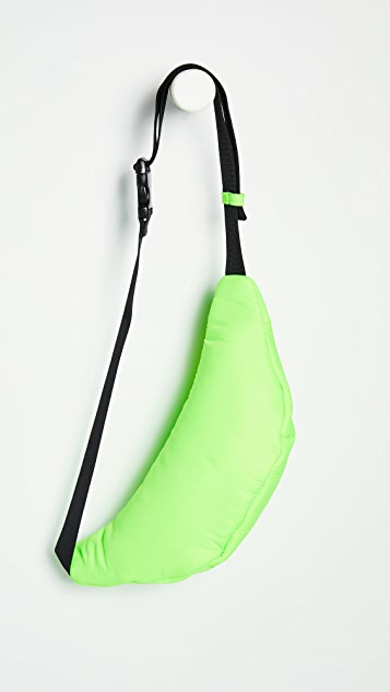Studio 33 Shook Neon Puffer Belt Bag
