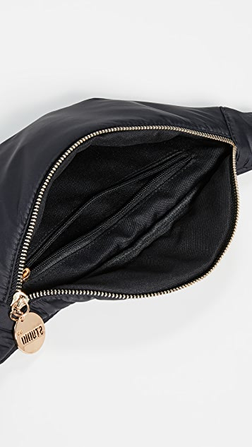 Studio33 Объемная поясная сумка Shook