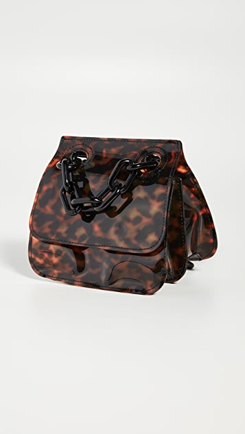 Studio 33 Woke OG Shoulder Flap Bag