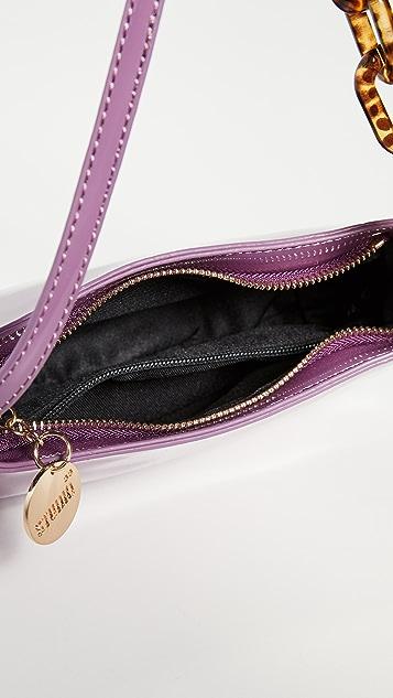 Studio33 Миниатюрная прямоугольная сумка Woke Newbie