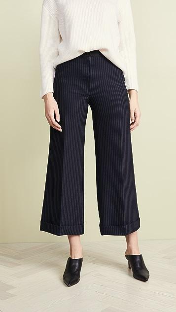 Bailey44 Striped Grand Pere Pants - Midnight Multi