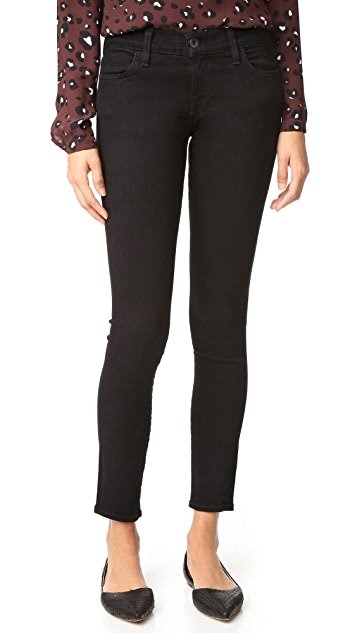 Baldwin Denim Sophia Mid Rise Skinny Jeans