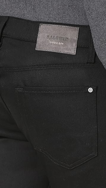 Baldwin Denim The 76 Slim Selvedge Jeans