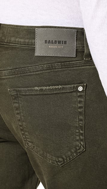 Baldwin Denim Henley Denim Jeans