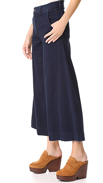 Baldwin Denim Harper Wide Leg Trouser Jeans