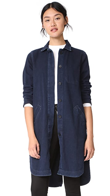 Baldwin Denim Charlie Denim Coat