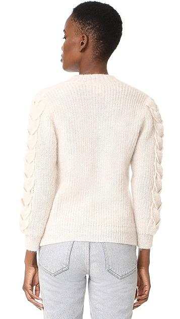 Baldwin Denim Olivia Mohair Sweater