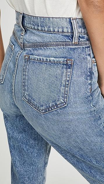 BLDWN Vintage Straight Jeans