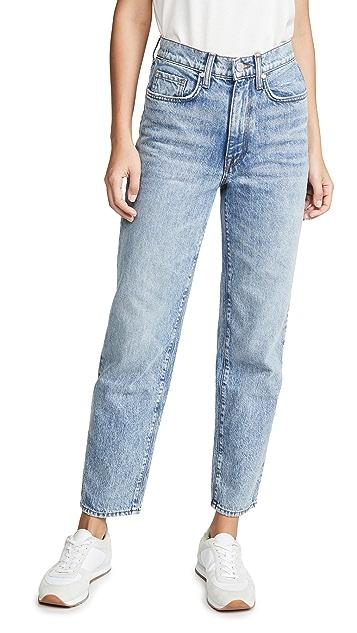 BLDWN 复古直筒牛仔裤
