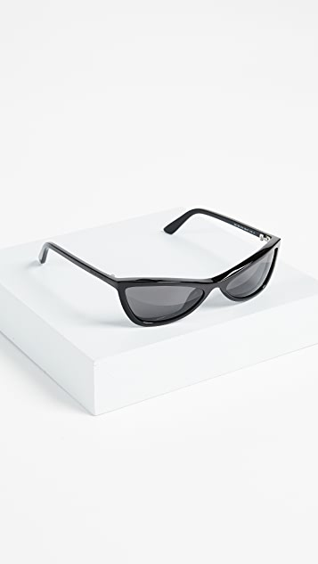 Balenciaga Extreme Cat Eye Sunglasses