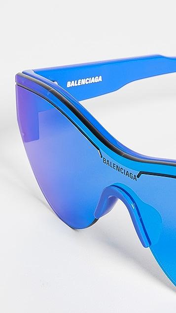 Balenciaga Ski Soft Sunglasses
