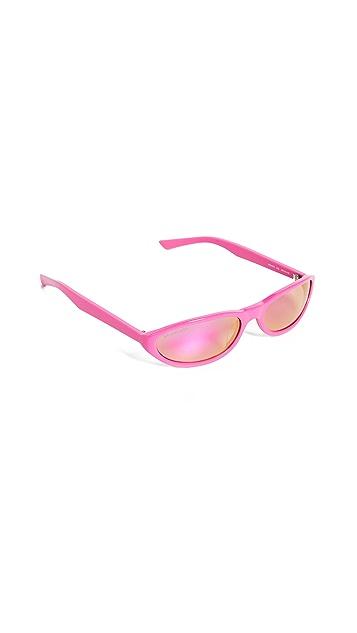 Balenciaga Neo Soft Sunglasses