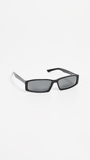 Balenciaga Neo Straight Sunglasses