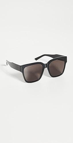 Balenciaga - Flat Square Sunglasses