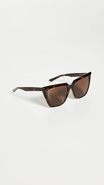 Balenciaga Tip 猫眼太阳镜