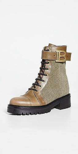 Balmain - Ranger Boots