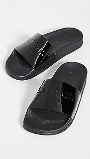 Balmain Flat Sandals