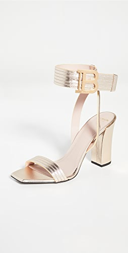Balmain - Stella 95mm Sandals