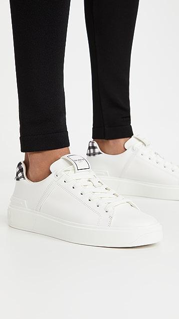 Balmain B Court Classic Sneakers