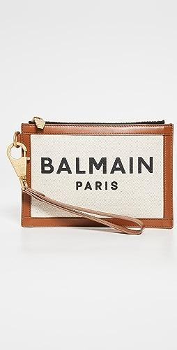 Balmain - B-Army 挂带小包