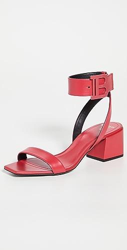 Balmain - Stella 55 凉鞋