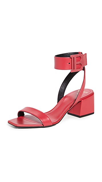 Balmain Stella 55 Sandals