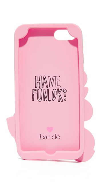 ban.do I Am Very Busy iPhone 7 Case