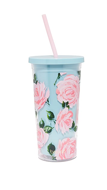 ban.do Rose Parade Sip Sip Tumblers