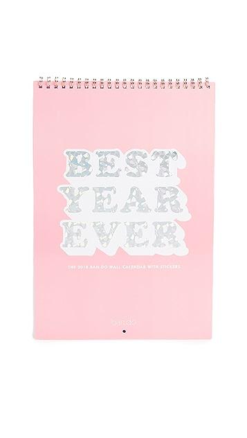 ban.do Best Year Ever Calendar
