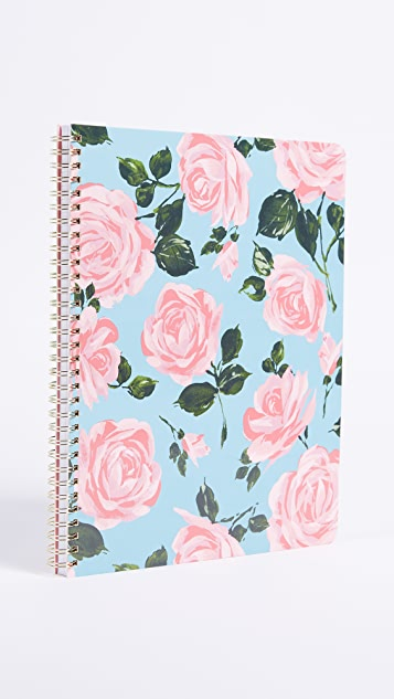 ban.do Rose Parade Large Notebook