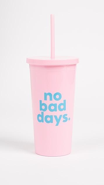ban.do No Bad Days Tumbler