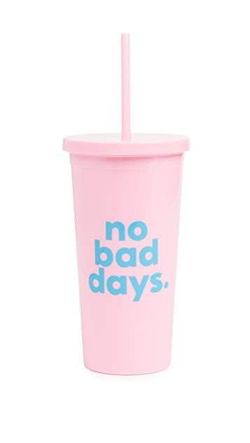 ban.do No Bad Days Tumbler
