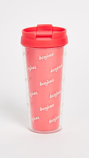 ban.do Bonjour Thermal Mug