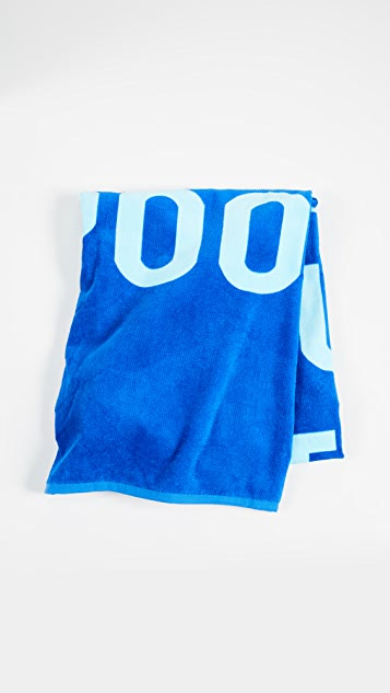 ban.do See You at the Pool Towel