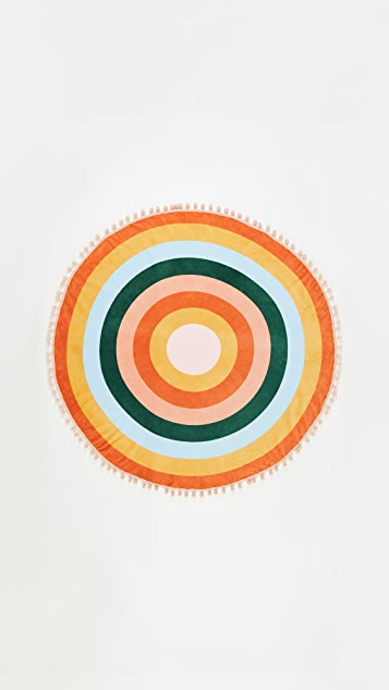 ban.do Color Wheel Towel