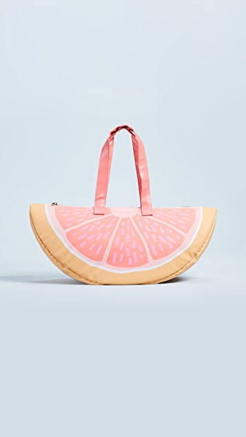 ban.do Grapefruit Cooler Bag