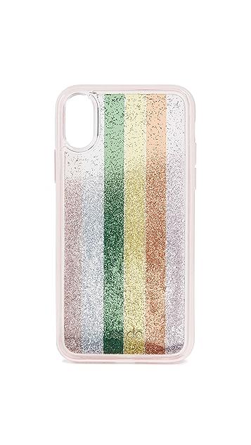 ban.do Color Wheel iPhone X Case