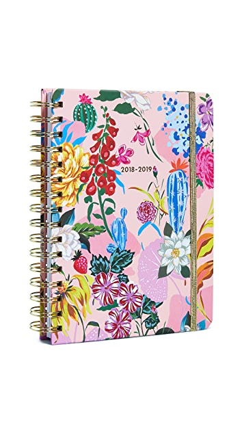 ban.do Garden Party Aug to Aug Medium Planner