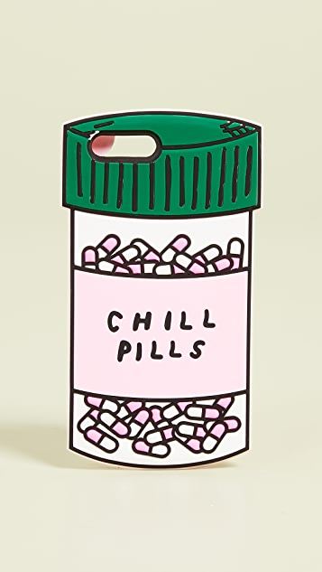 ban.do Chill Pills iPhone 7 Plus / 8 Plus Case