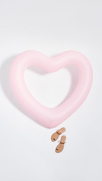 ban.do Glitterbomb Heart Inner Tube