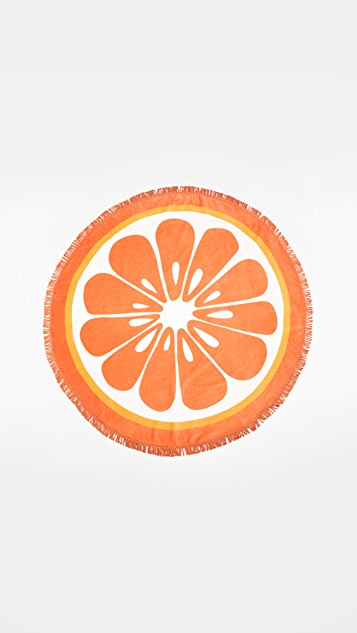 ban.do Orange All Around Beach Towel