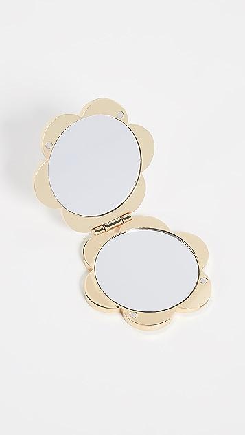ban.do Daisy Compact Mirror