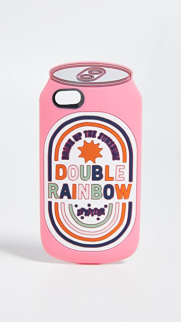ban.do Double Rainbow iPhone Case