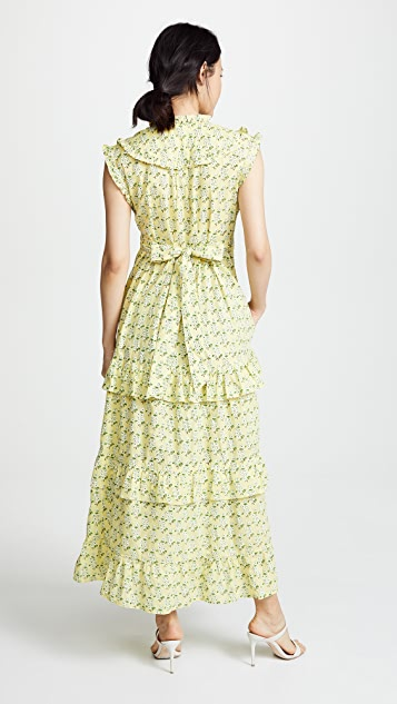 Banjanan Cordelia Midi Dress